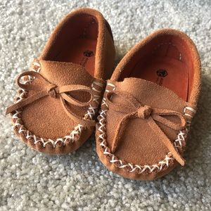 Other - Baby moccasin slippers (toddler size 5)